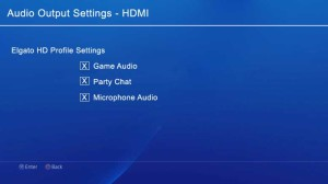 HDMI-Profile-Settings